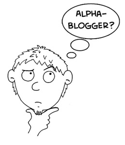 alpha blogger