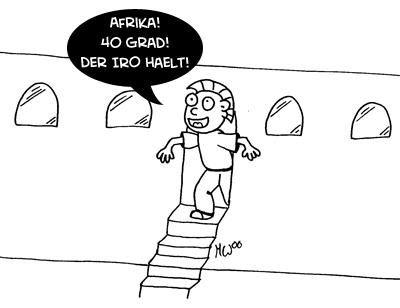 afrika flugzeug