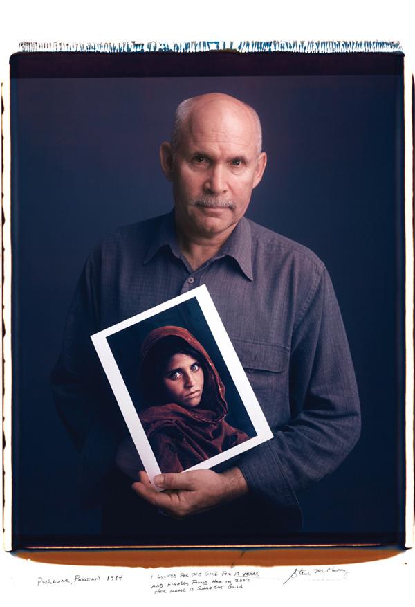 Steve McCurry (c) Tim Mantoani
