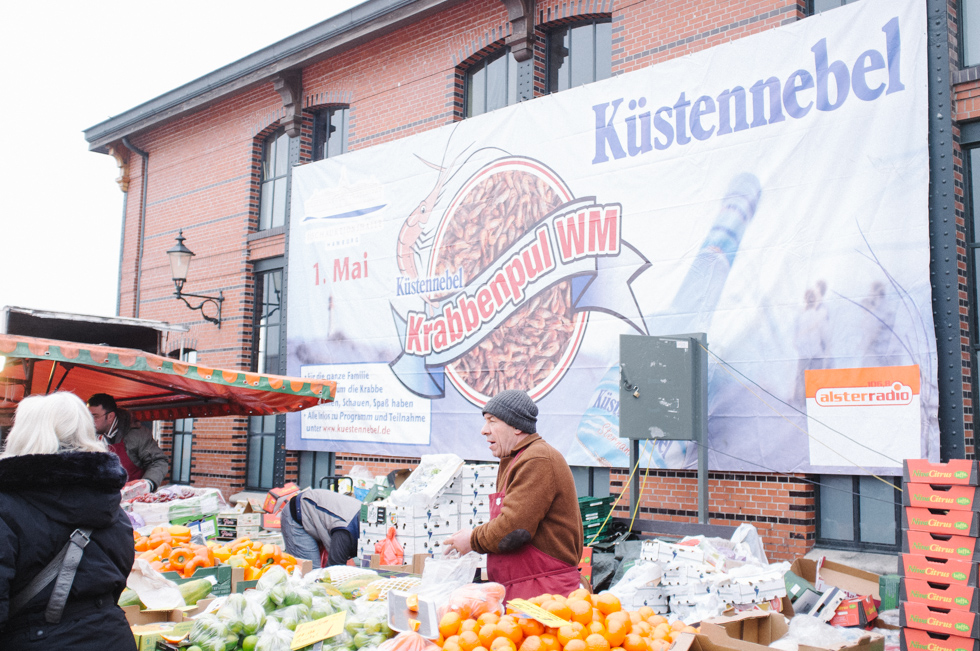 Fischmarkt Hamburg #3