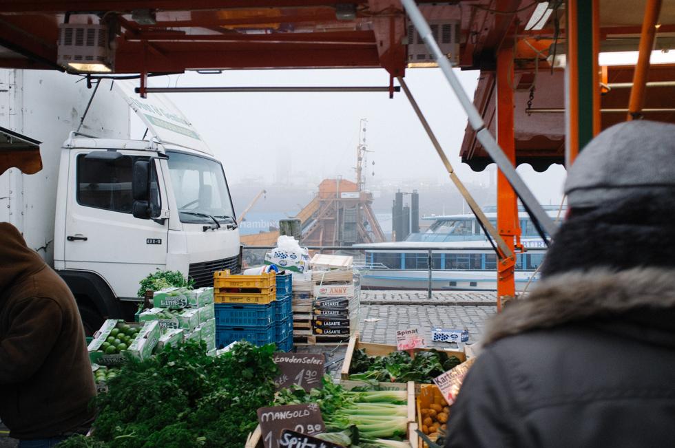 Fischmarkt Hamburg #4