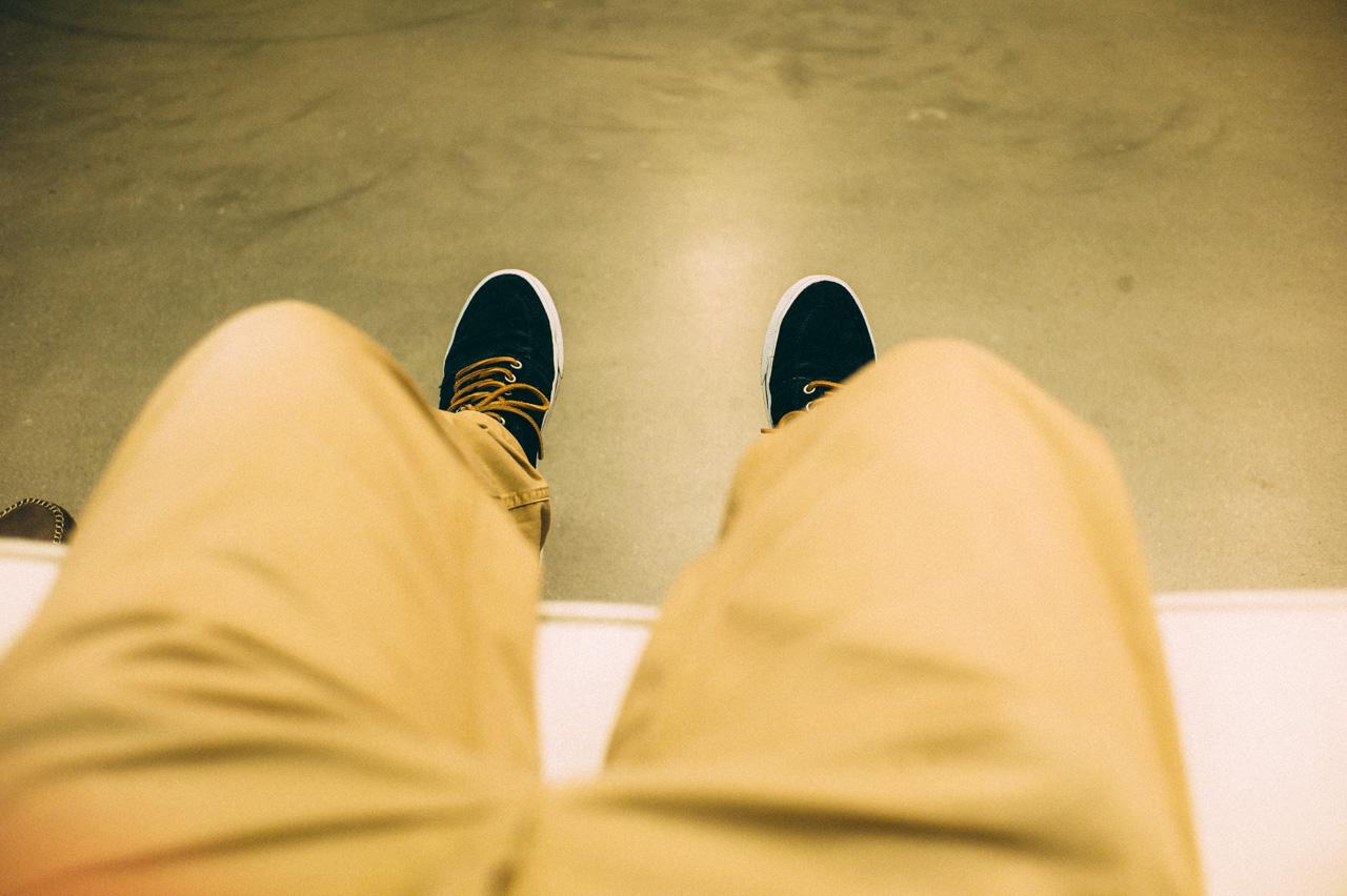 Warten bei IKEA