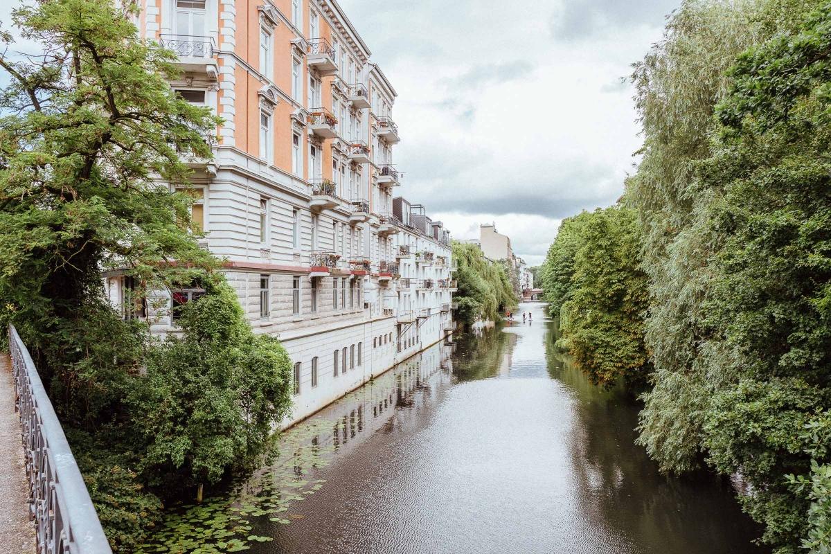 Hamburg Isebekkanal